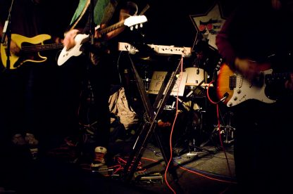 The Proper Rock Band