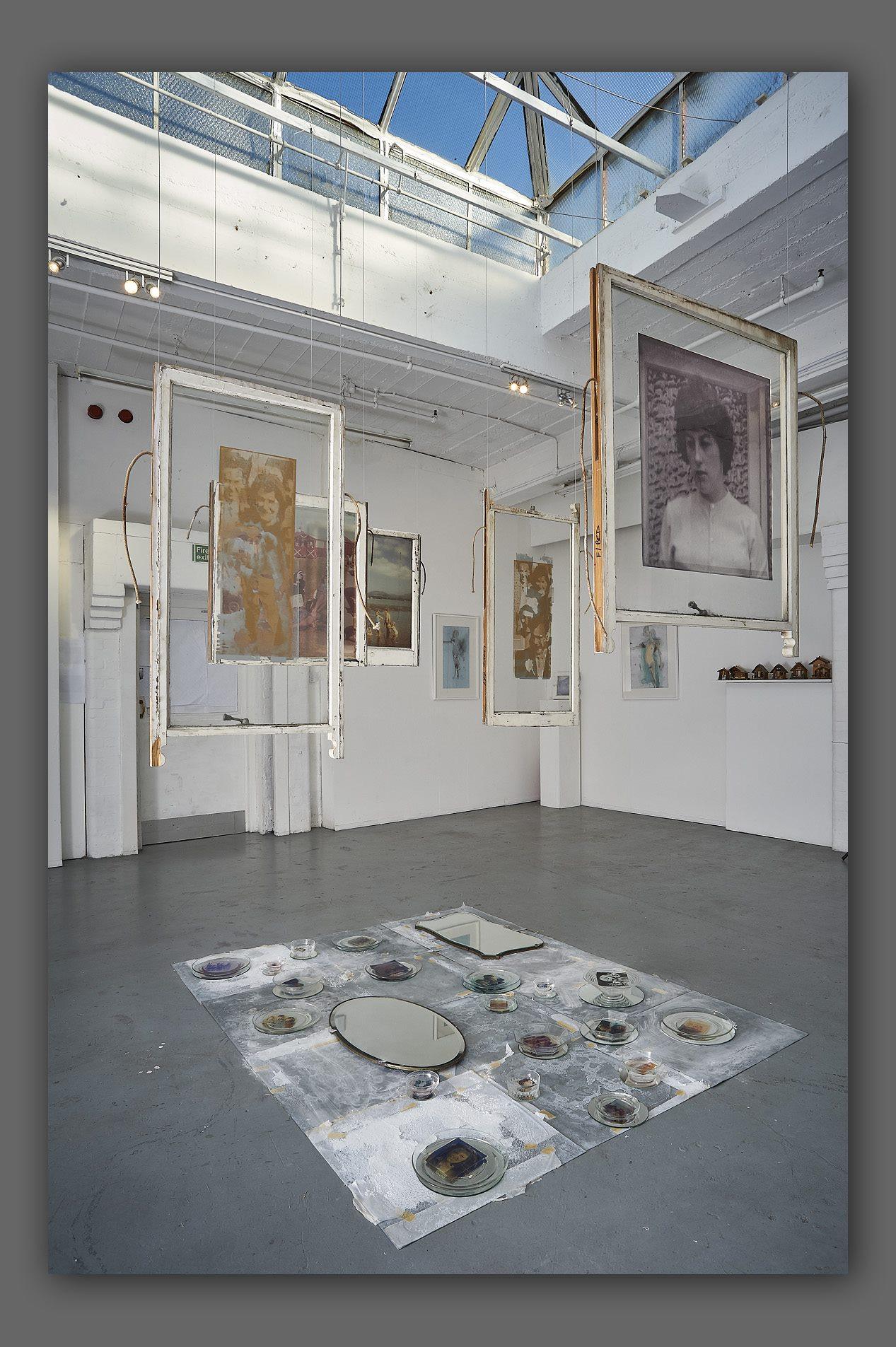 Joan Molloy exhibition, Deptford X - 2018 festival