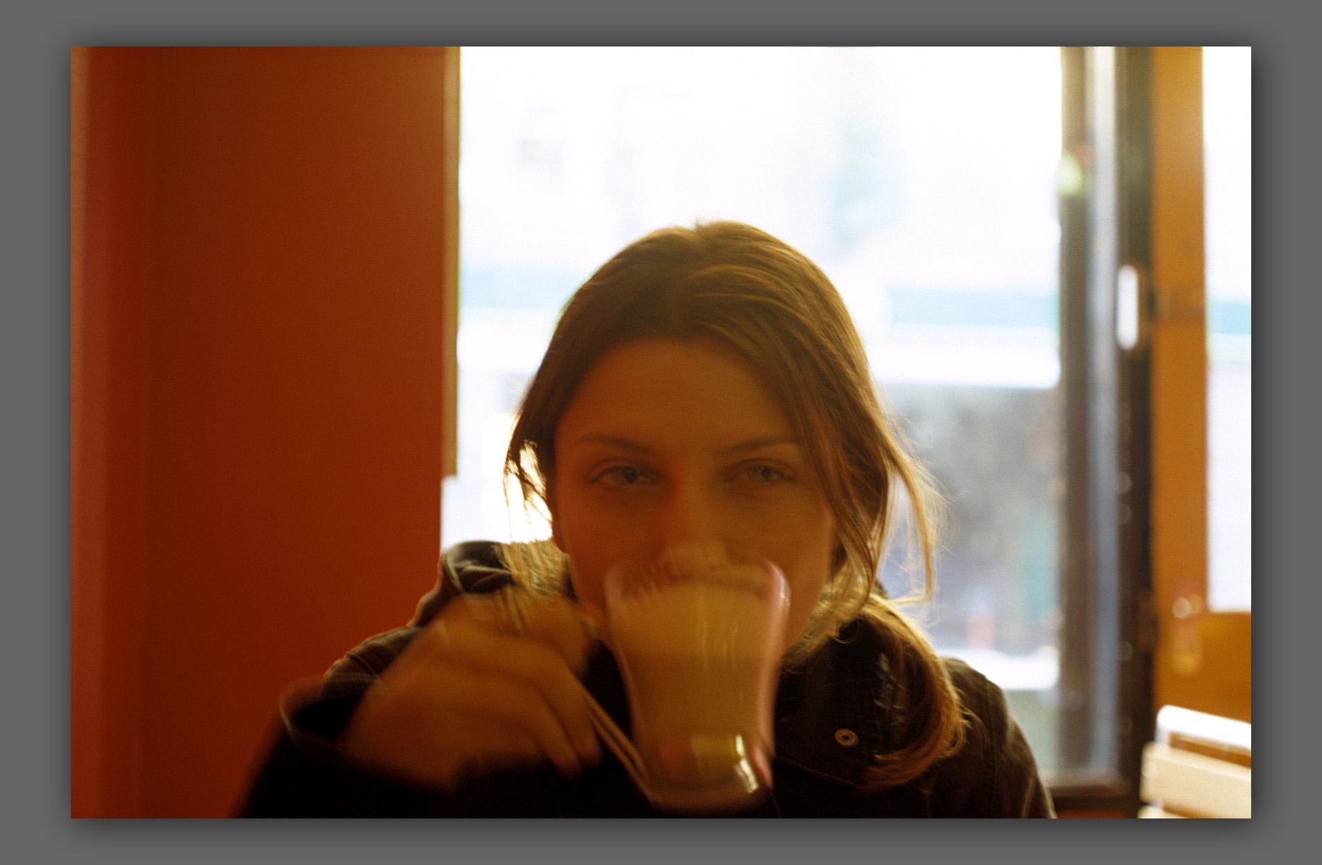 "Fernanda - From the ""People"" series"