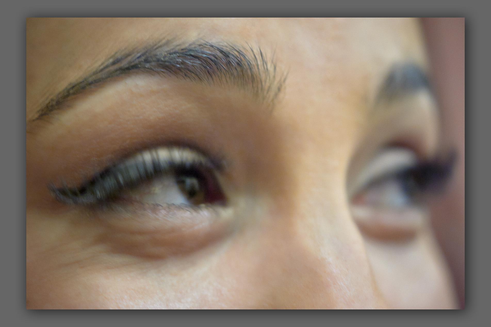Clara's Eyes