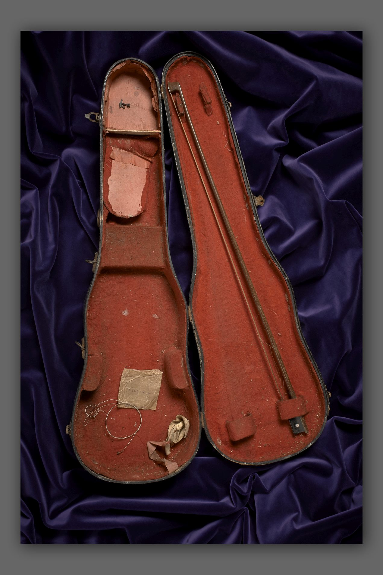 Violin Cases - Joan Molloy